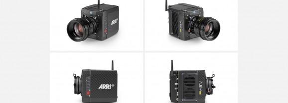 ARRI Goes Incredibly Small with Carbon Fiber ALEXA Mini 4K UHD Camera