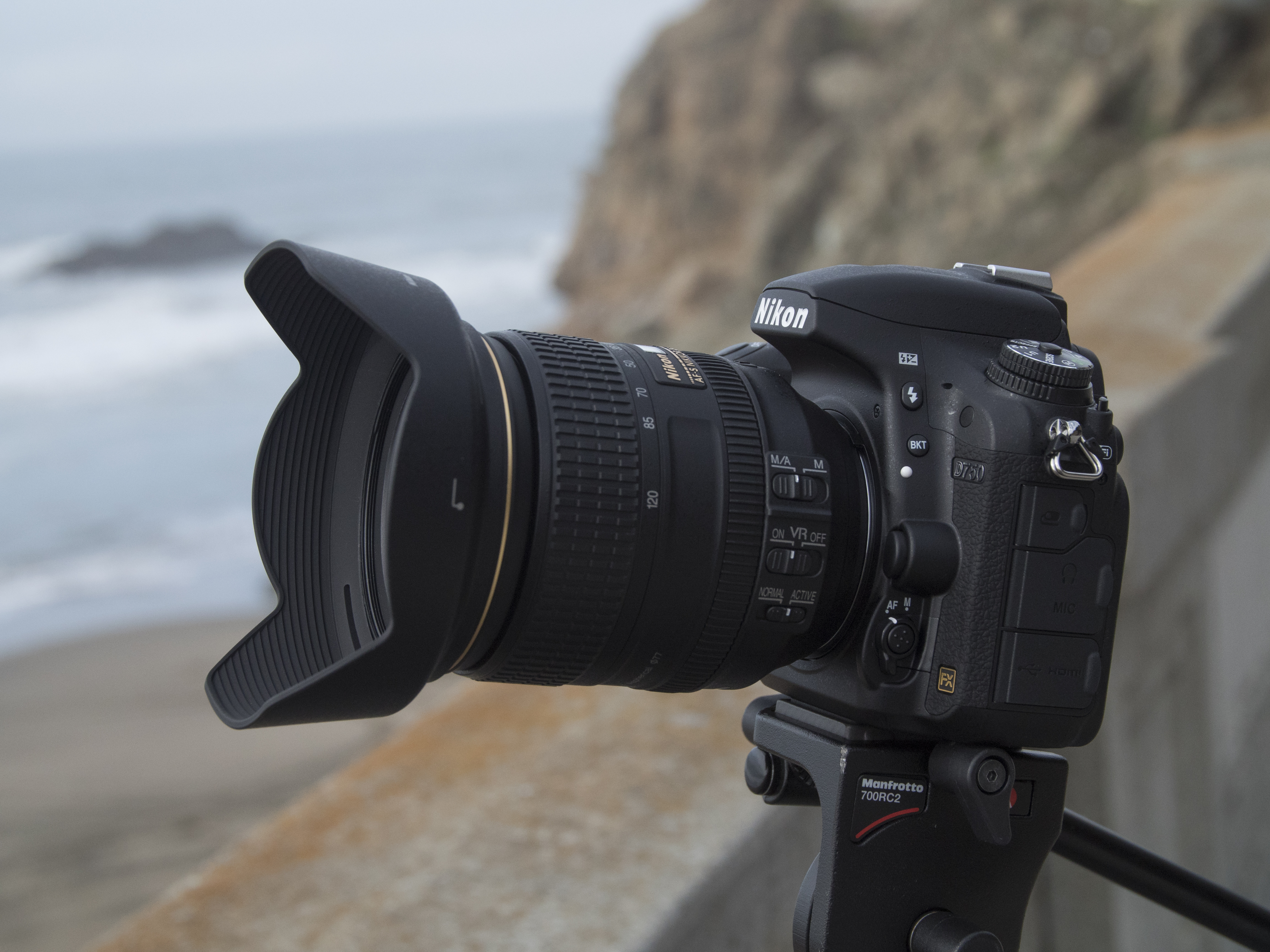 Review: The Nikon D750 Shines - Resource