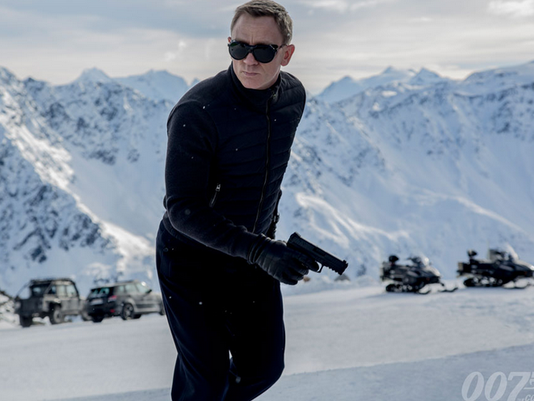 james bond spectre behind the scenes