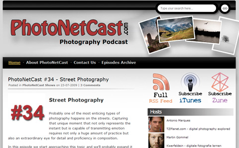photo netcast