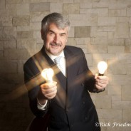 How I Photographed the Former CEO of Philips Lighting in Under 20 Minutes