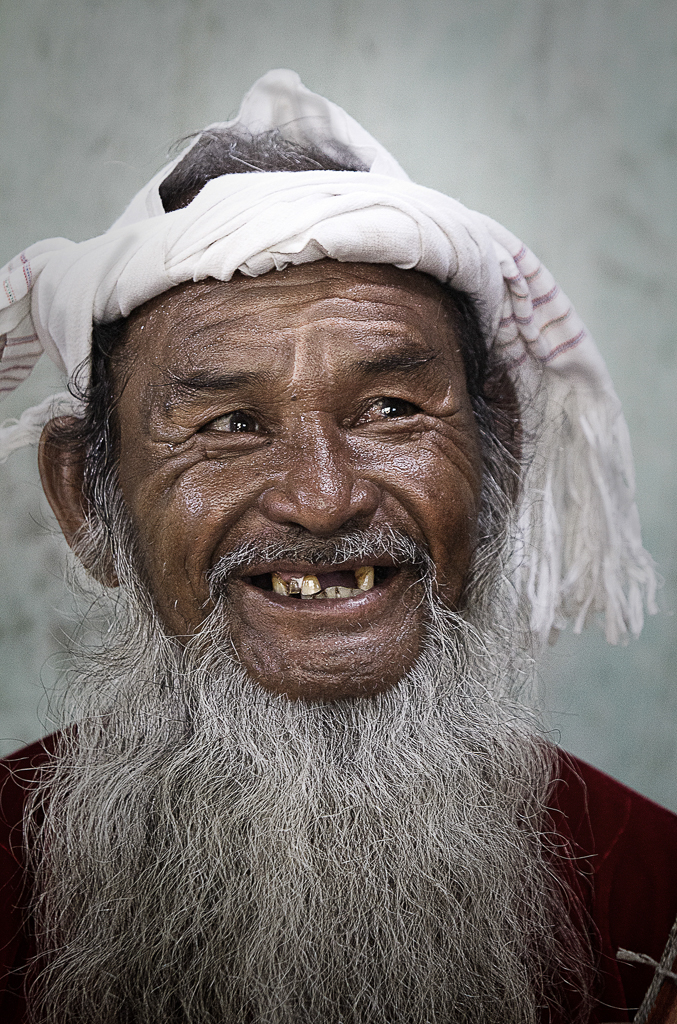 4. The Cham minority old people