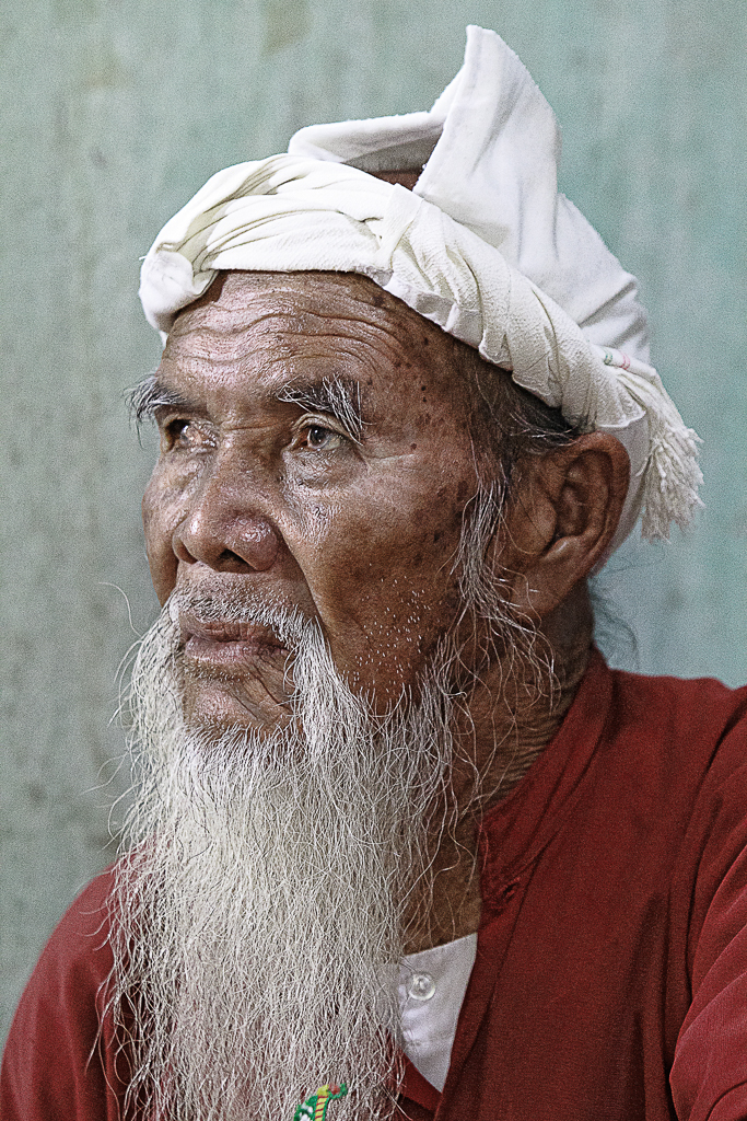 5. old man thinking