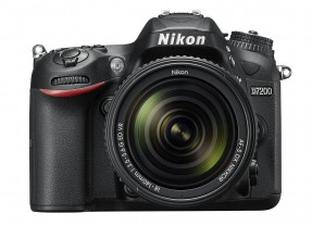 Nikon Announces the D7200 DX-Format DSLR