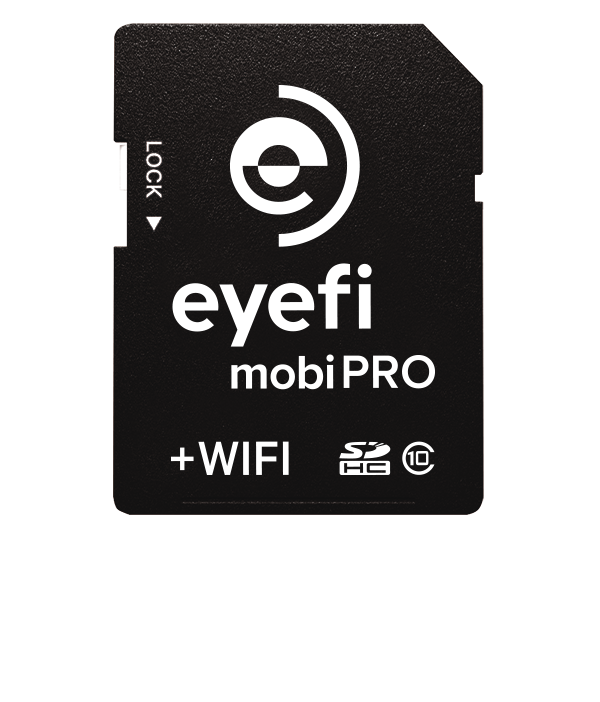 Eyefi mobiPro Card