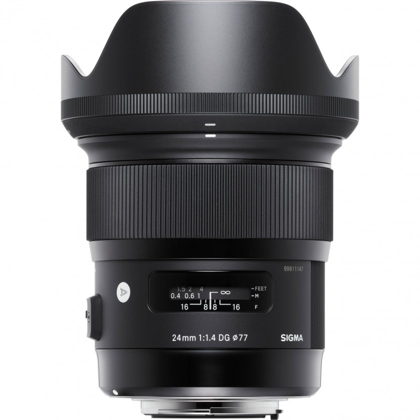 Sigma 24mm f:1.4 Art Lens Review