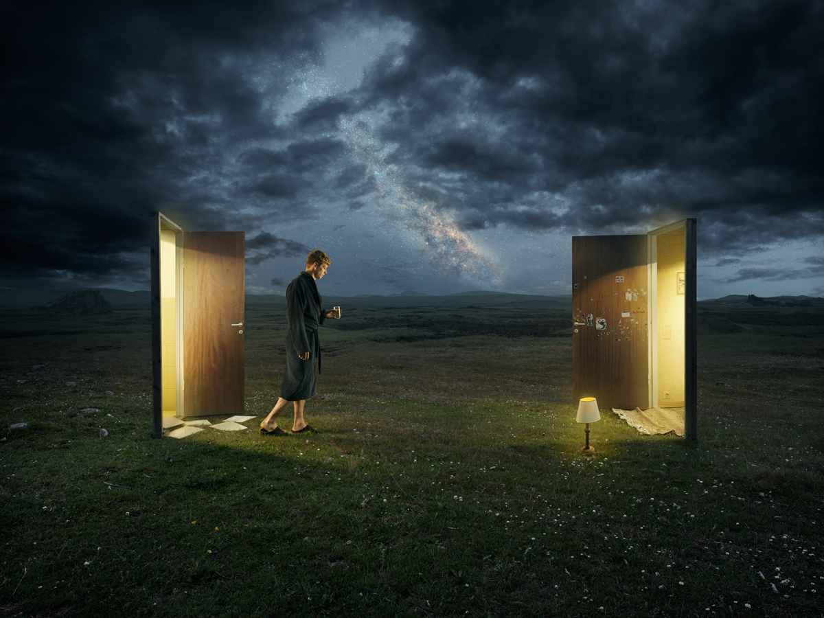 Photographer of the Day: Erik Johansson's Illusionary ...