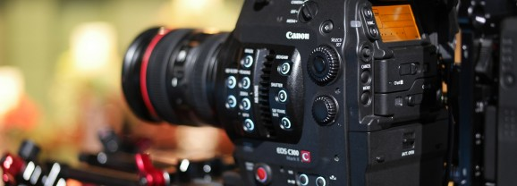 After Seeing the Canon C300 Mark II First Hand, I Might Be a Believer