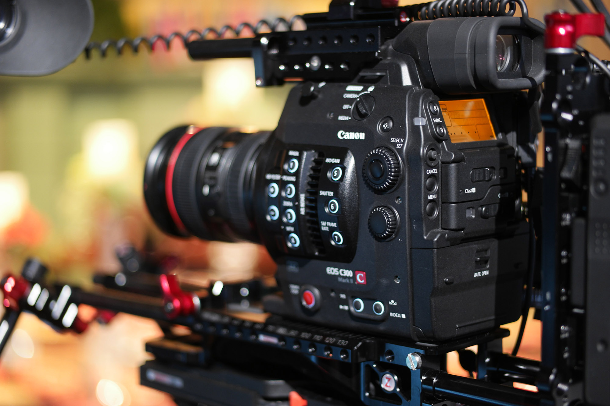 After Seeing the Canon C300 Mark II First Hand, I Might Be a