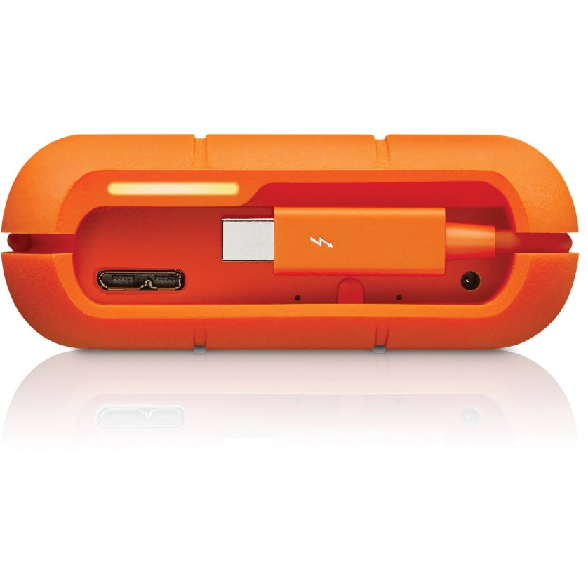 Lacie Rugged RAID Side Pocket