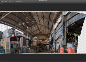 I Just Made a Medium Format, 18 Photo, HDR Panoramic Image with Lightroom 6