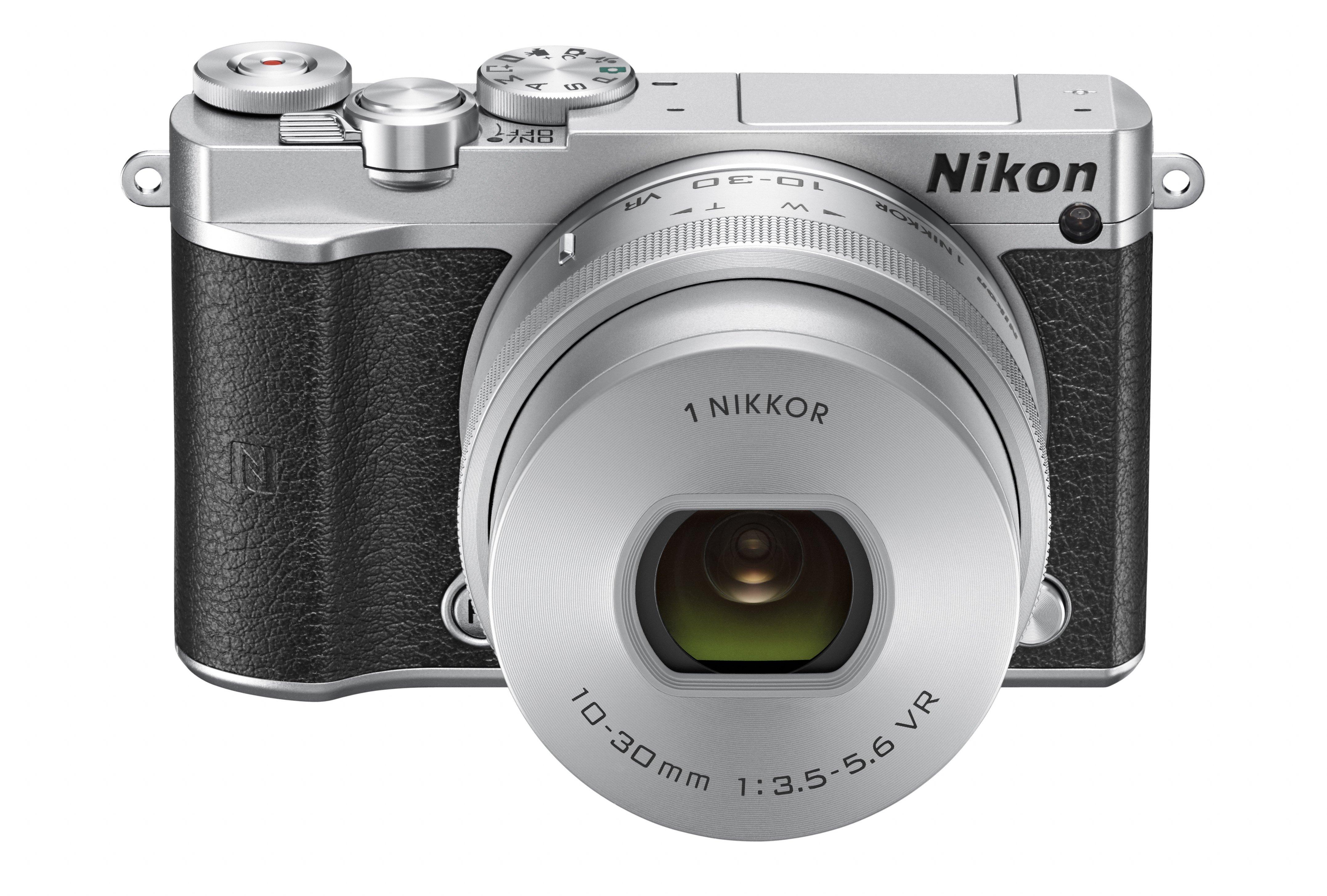 Nikon Announces the Nikon 1 J5, a Compact 20.8 MP, 20 Frames Per ...