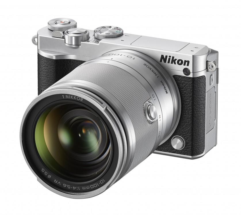 Nikon 1 J5 Interchangeable Lens