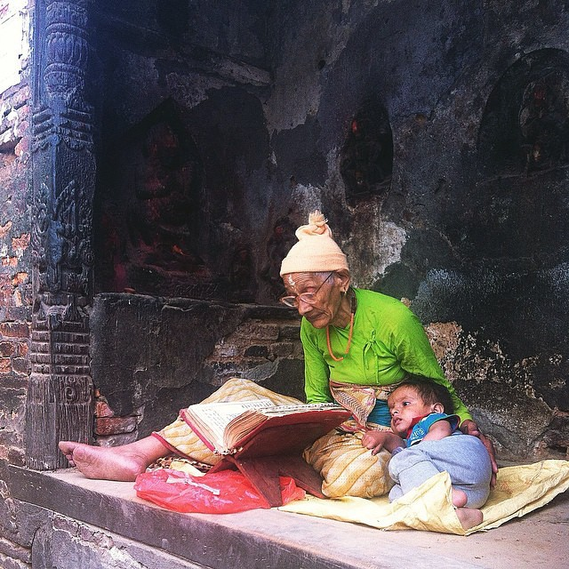 © Nepal Photo Project / Photo by: @sachindrarajbansi