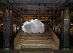 Artist Photographs Artificial Clouds He Makes in His Studio