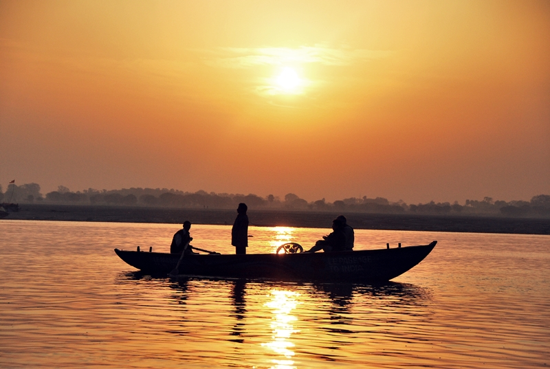 A boat ride here during sunrise is truly a magical experience © Nomadic Experiences