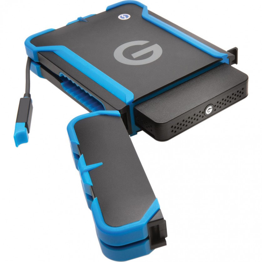 G-Drive ATC Thunderbolt Review