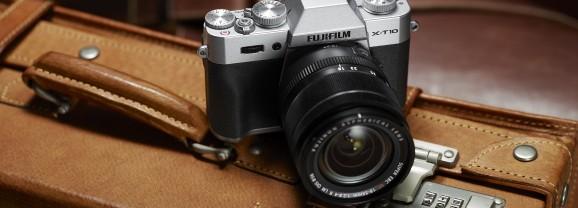 Fuji Announces the 16.3 Megapixel X-T10 Featuring Brand New Autofocus System