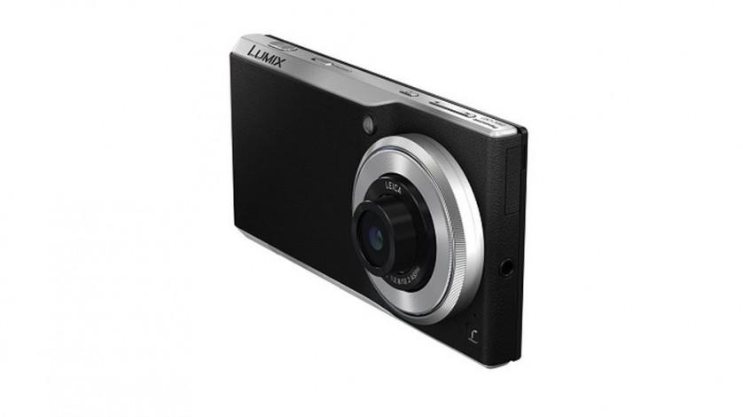 Panasonic Lumix CM1 Side Angle