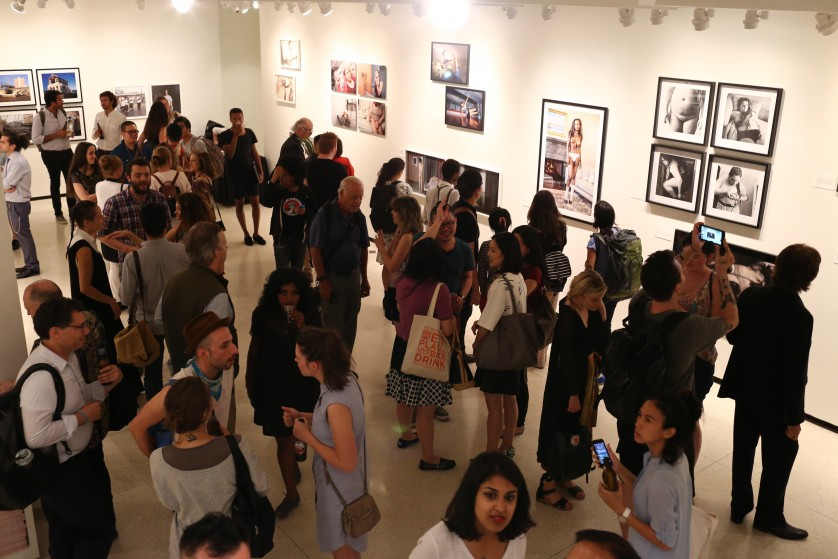 ICP's PJ and GS 2015 final exhibit opening.