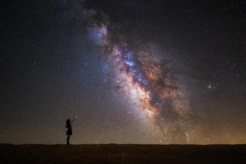 Michael Shainblum Mikly Way Lightroom Tutorial
