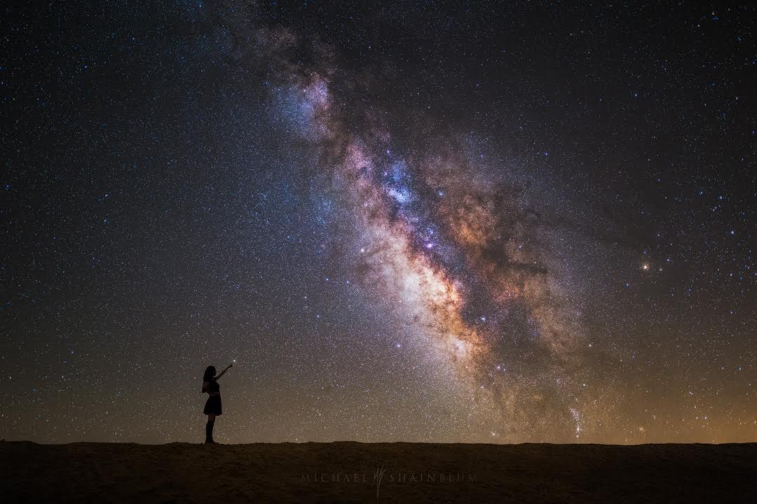 How A Pro Processes the Milky Way in Lightroom - Resource