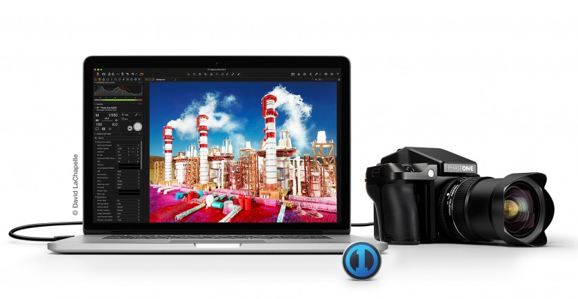 Phase One XF Camera and Capture One 8.3