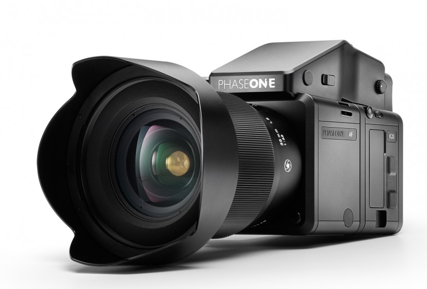 Phase One XF Camera with 35mm Lens