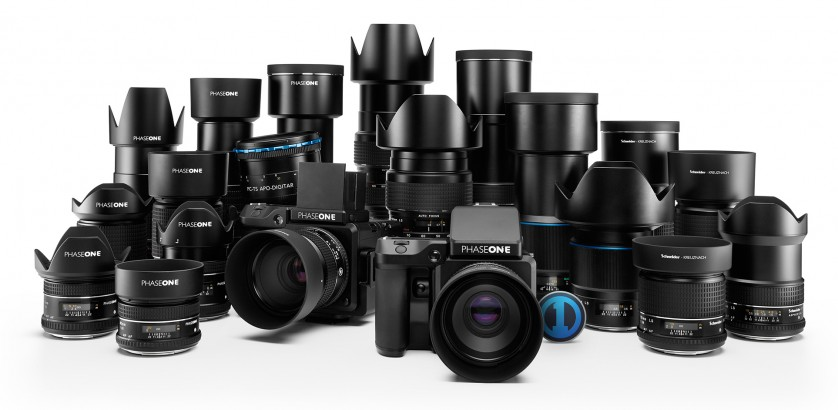 Phase One XF Series
