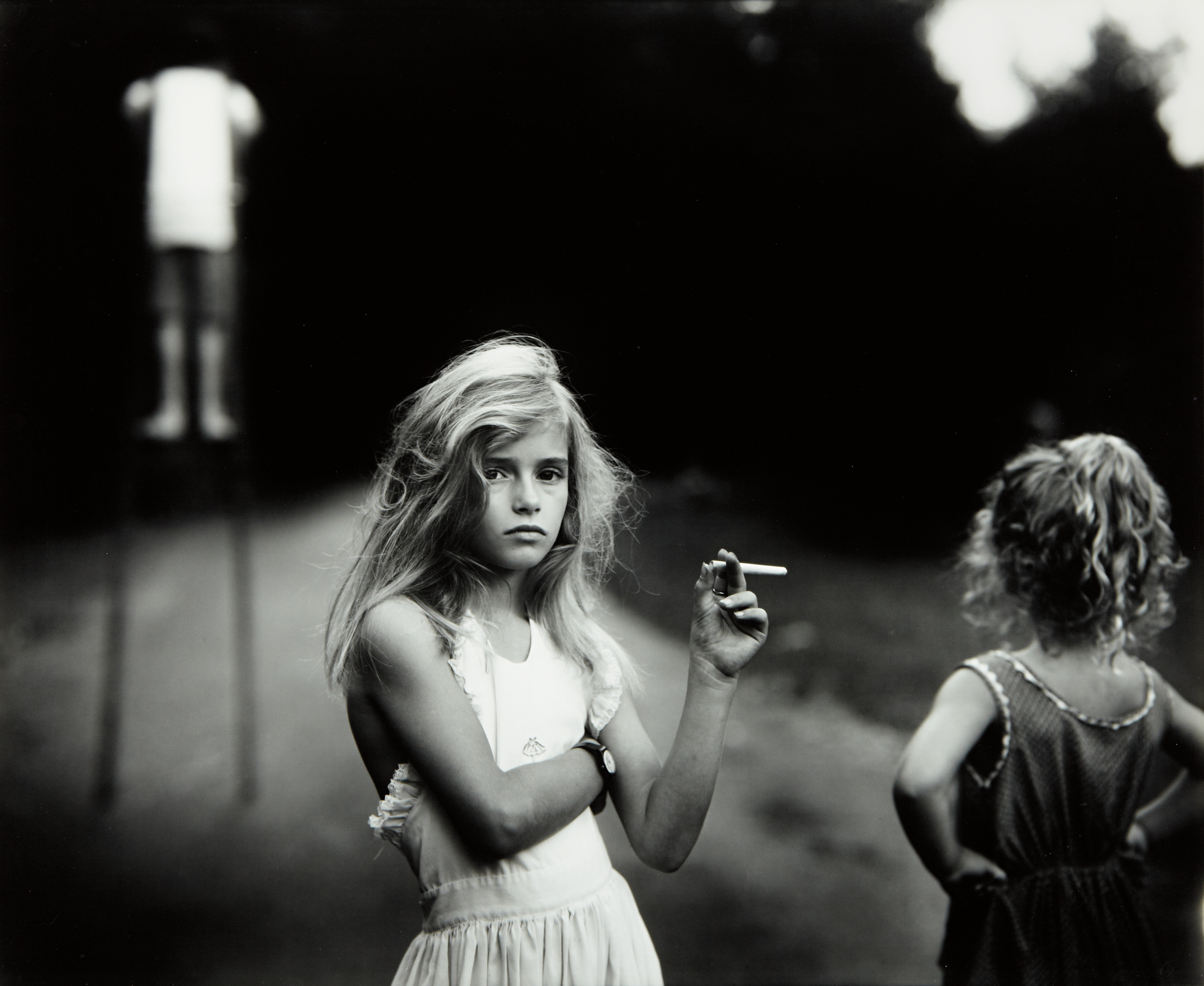 Sally mann candy cigarette