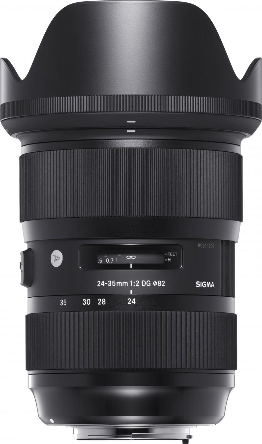 Sigma 24-35mm f2