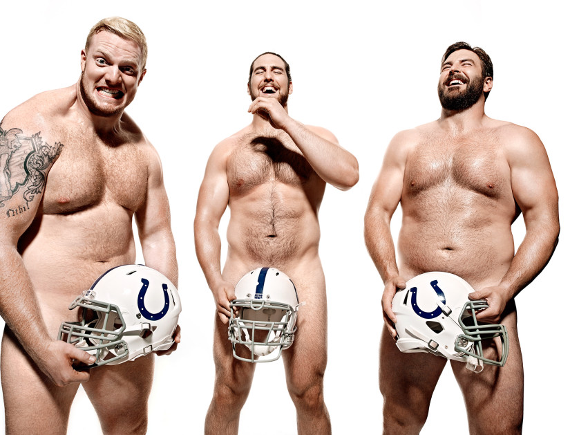 20 - Indianapolis Colts O-Line