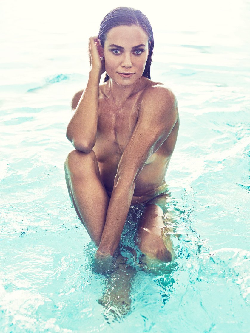 40 - Natalie Coughlin - Olympic Swimmer