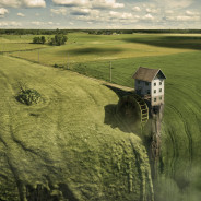 "Erik Johansson's Behind the Scenes of His Image ""Landfall"" is Stupefyingly Impressive"