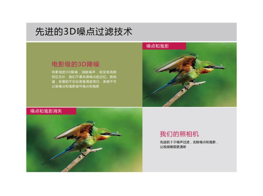 ImageVision 4K Camera Z 3d Motion Compensation