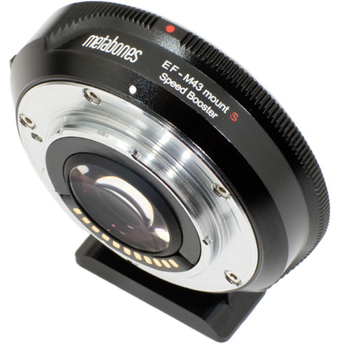 Yes, Your Metabones Speedbooster/Smart Adapter Now Supports
