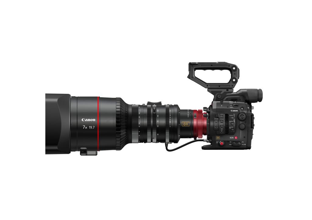 Cinema EOS System 8K camera