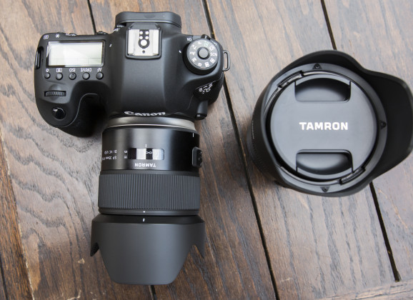 Hands-On With Tamron's New Prime Lenses: 35mm f/1.8 VC & 45mm f/1.8 VC