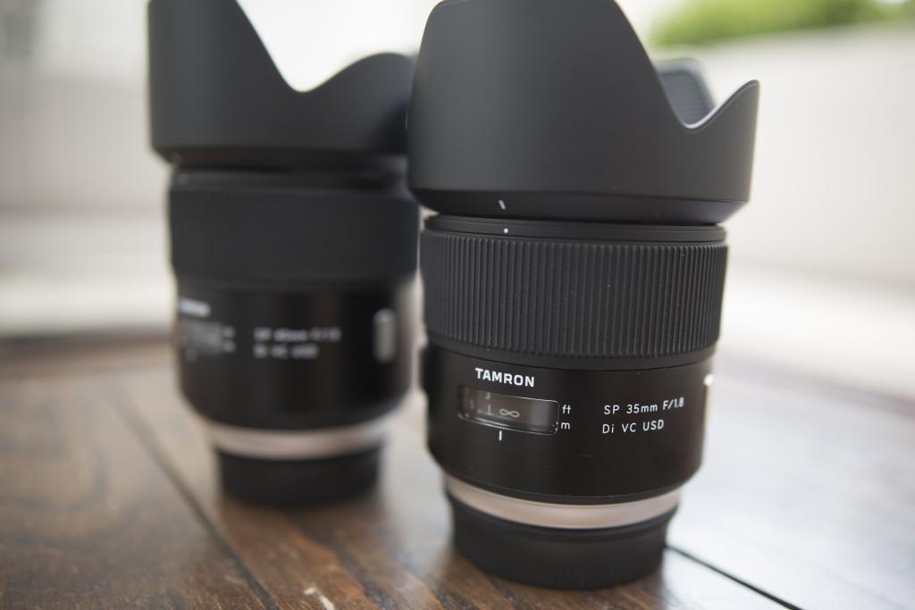 Tamron 35mm f1.8