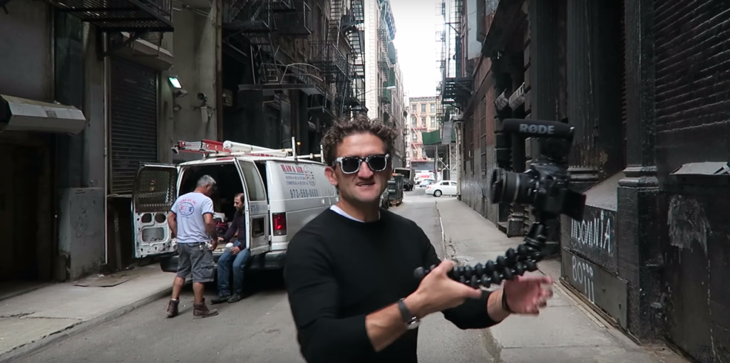 The JOBY Gorillapod is Perfect for Urban Timelapsing
