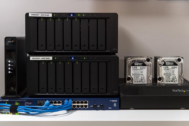 photo backup system