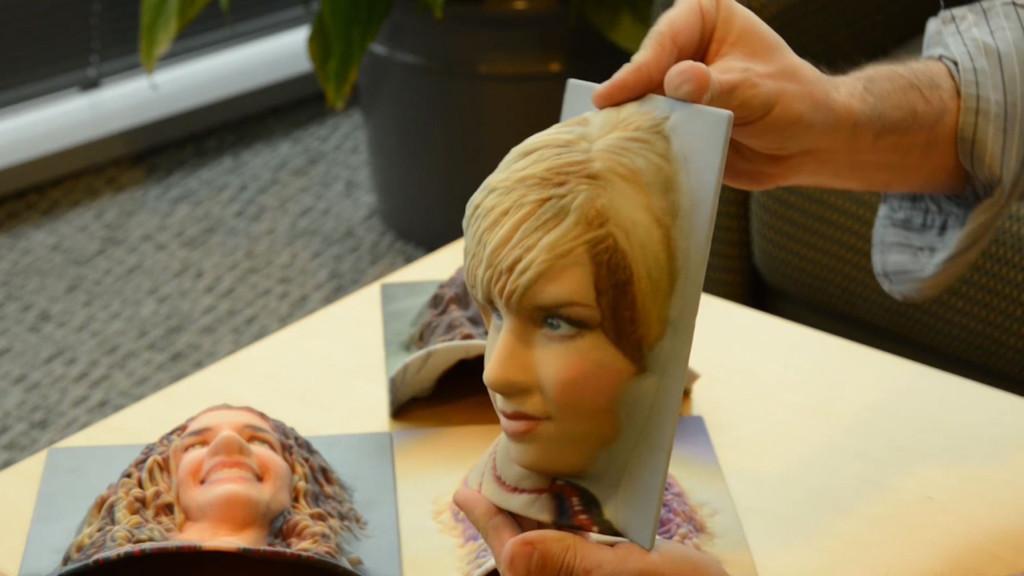 3D Portraits 1