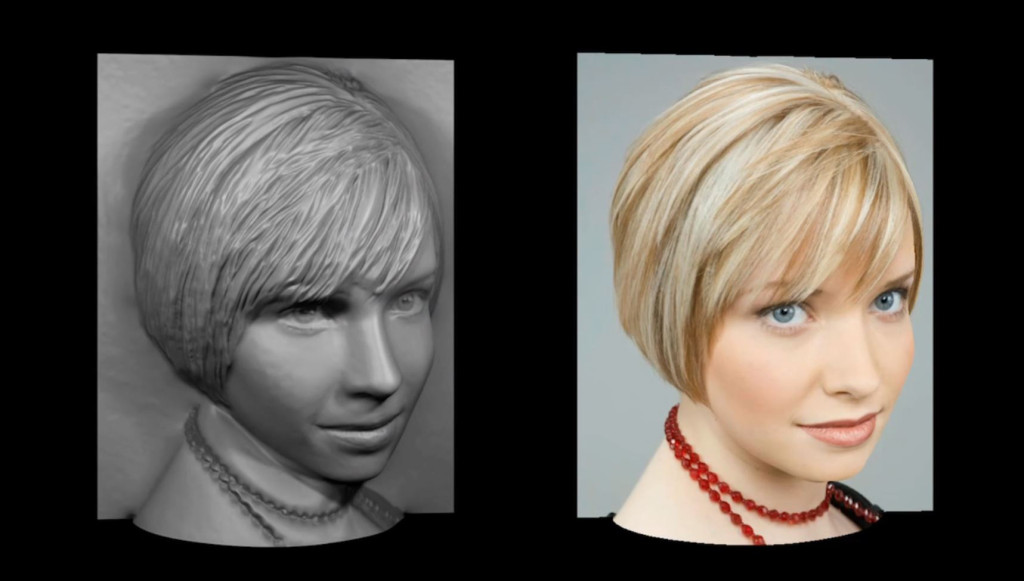 3D Portraits 2