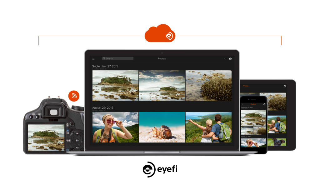EyeFi Cloud Supports Video