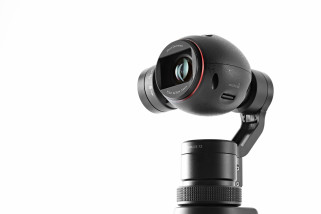 DJI Announces Insane Handheld 4k, 120FPS in 1080p Stabilized Camera: The Osmo