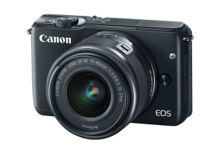 After a Leak, Today Canon Officially Announced the Mirrorless EOS M10