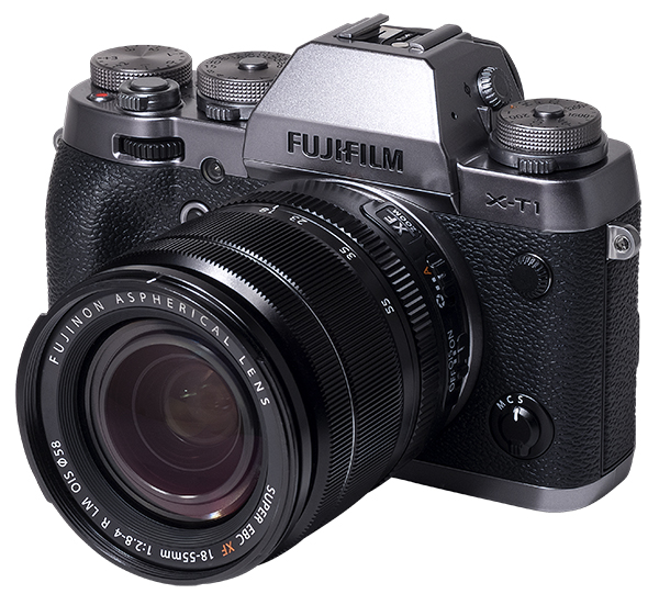 Click here to learn more about the FUJIFILM X-T1 Camera
