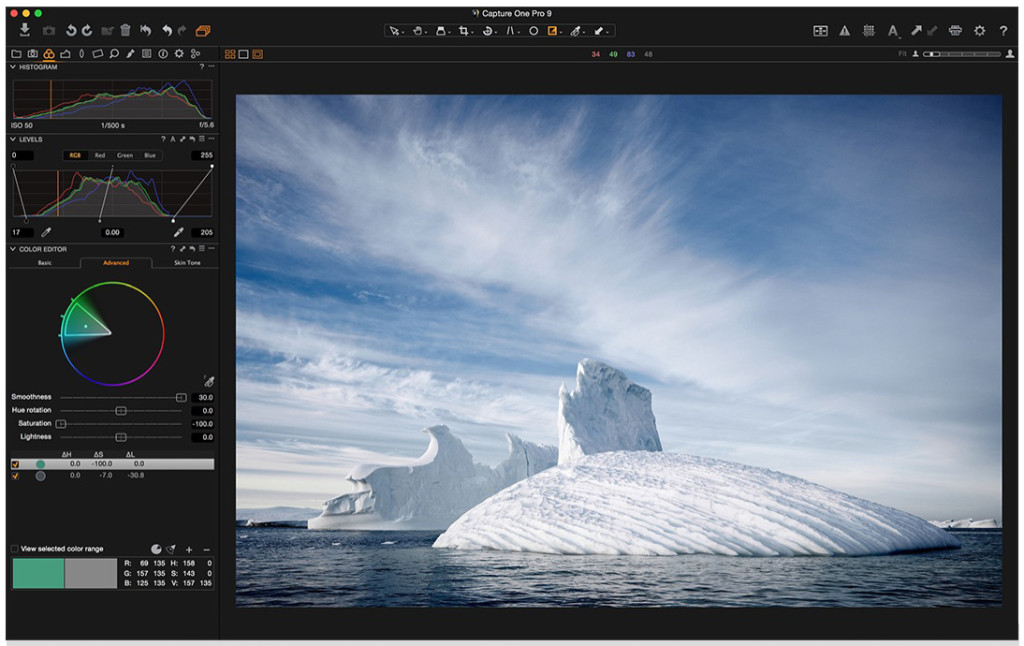 Capture One Pro 9 Announced