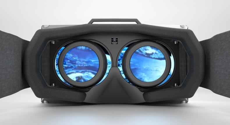 VR photography Oculus Rift