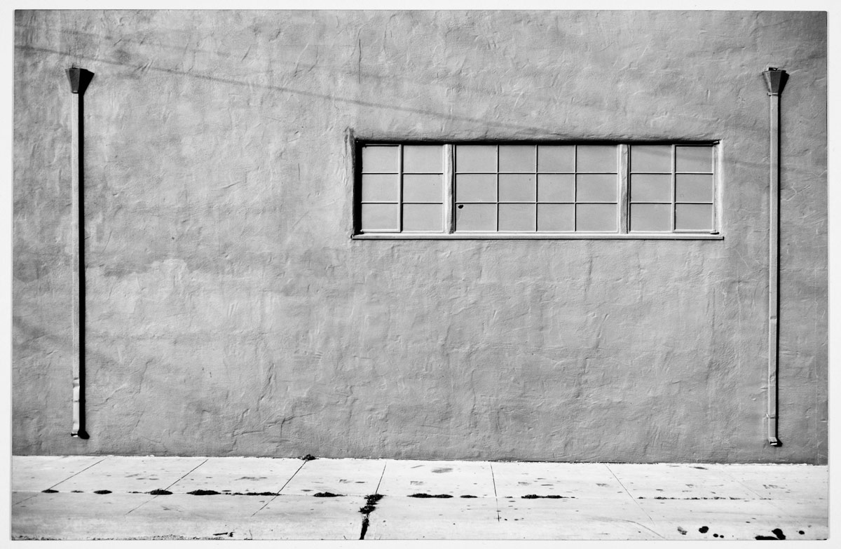 VR photography framing Lewis Baltz